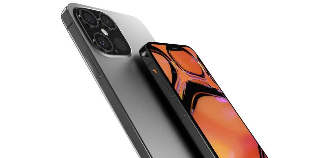 iPhone 12 Pro first look render CAD design released shows 6.7-inch Flat, minimum bezels display, smaller notch, width is 7.39mm, Triple cameras, LiDAR scanner, A14 bionic chip in SOC