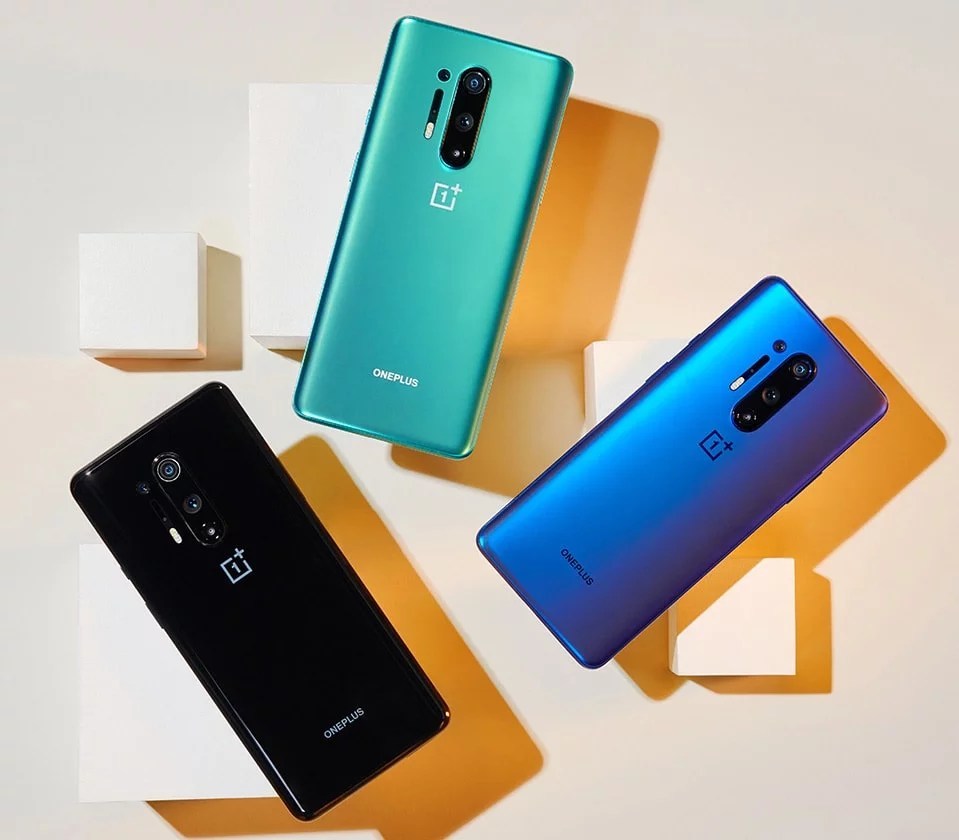 The OnePlus 8 prices Rs. 41,999 for 8GB + 128GB & Rs. 44,999 for 12GB + 256GB. OnePlus 8 Pro priced at Rs. 54,999 & Rs. 59,999 for 8GB + 128GB & 12GB + 256GB