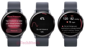 gaalxy watch active 2 blood pressure feature