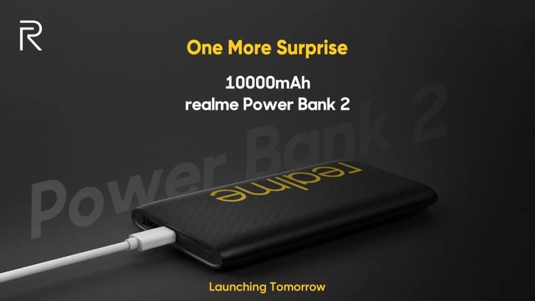 Realme power bank