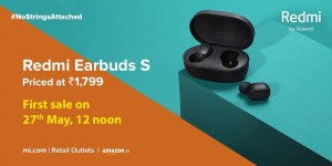 Redmi earbuds S price, features