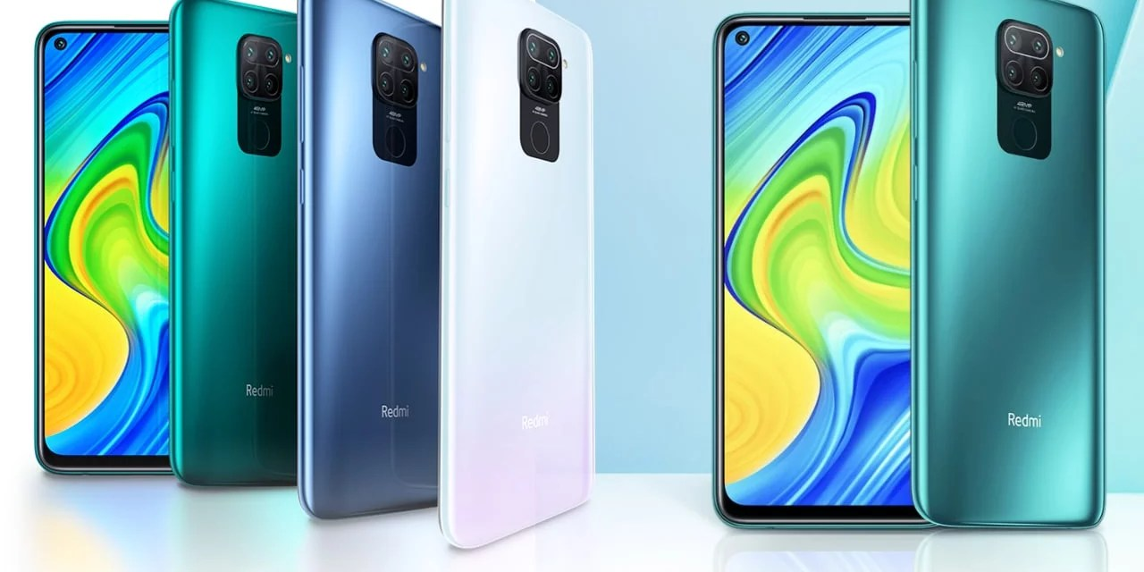 Redmi Note 9 color & storage variants revealed ahead of launch