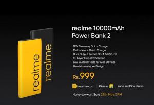 Realme Power Bank Price