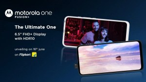 motorola one fusion plus launch in india, specs
