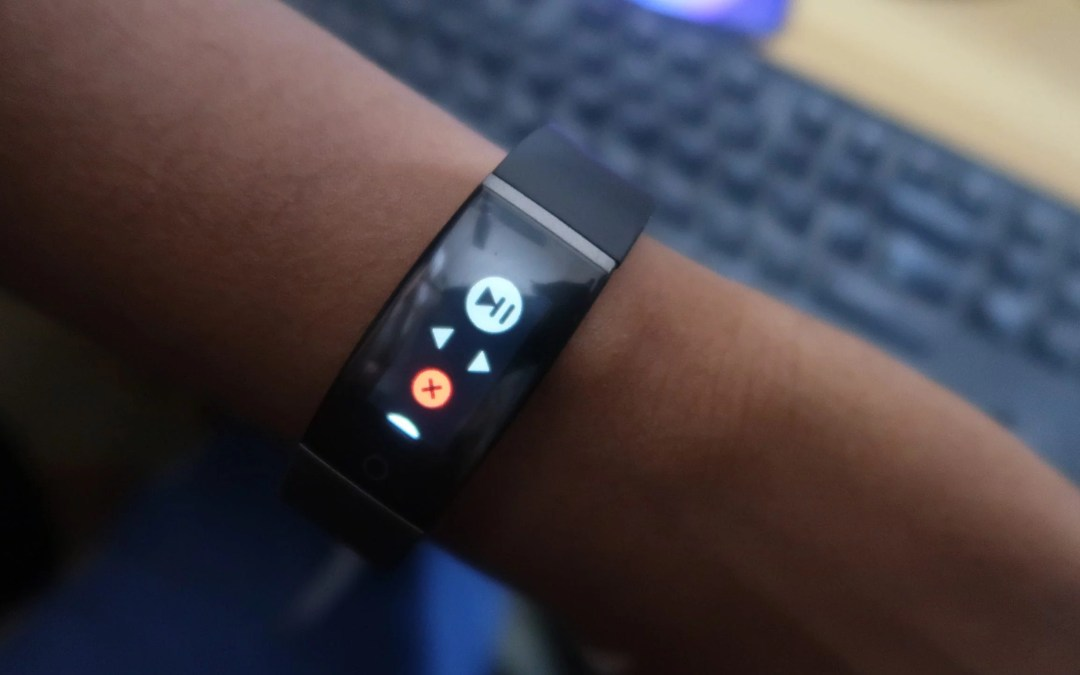 Realme Band gets Music Control & Stopwatch feature update