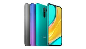 Redmi 9 specs, features