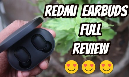 Redmi Earbuds S Bluetooth Earbud Review with Pros & Cons