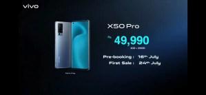 vivo x50 pro price specs