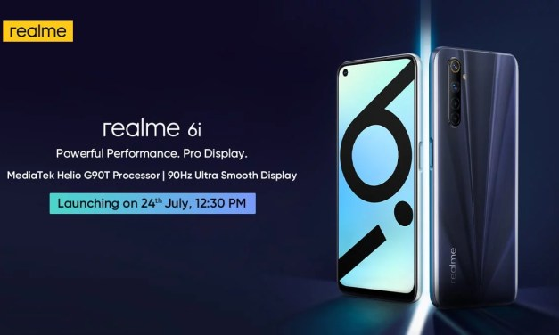Realme 6i launching in India on 24th July – Here its Specs & Features