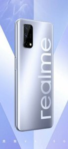 realme V5 first look designs