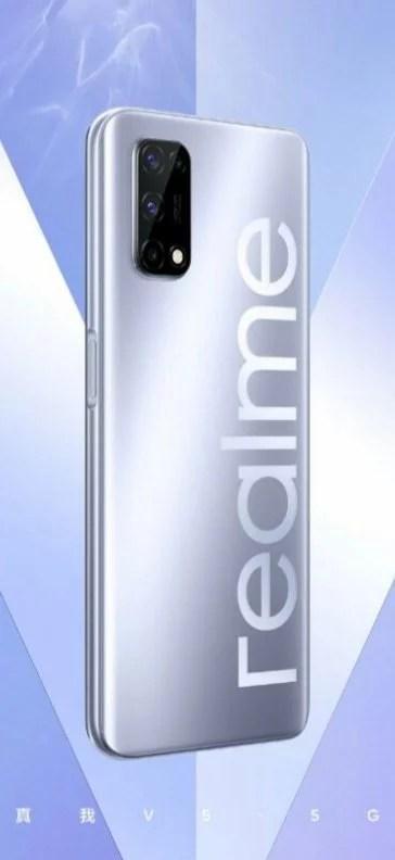 realme V5 first look designs
