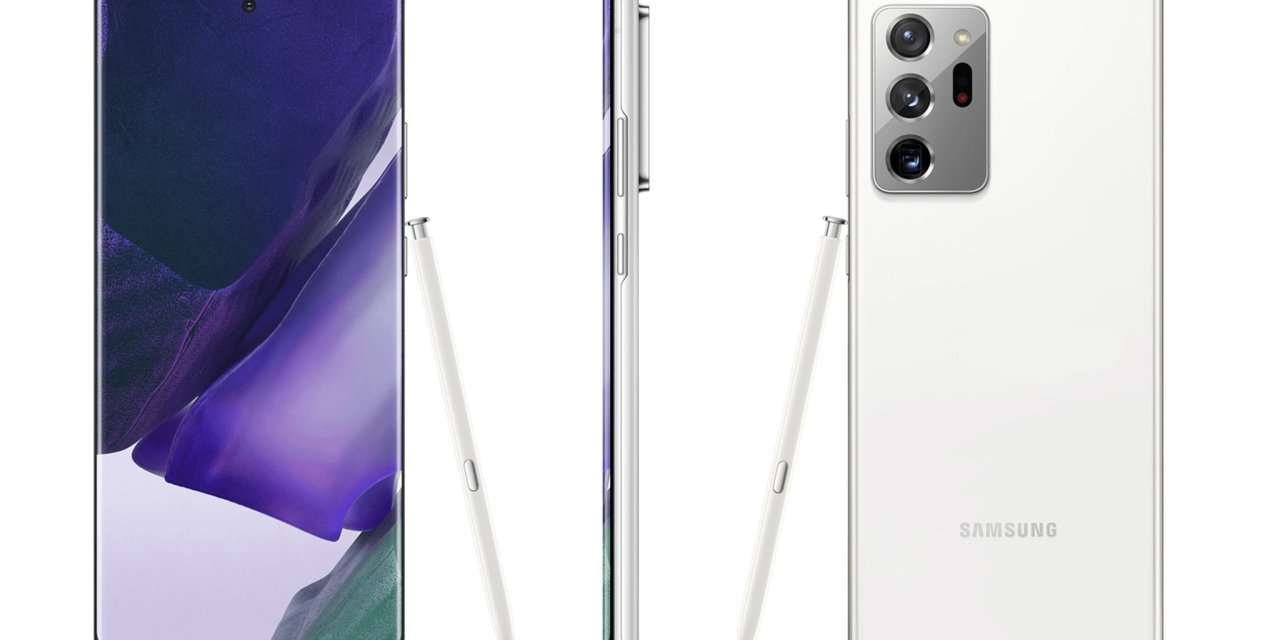 Samsung Galaxy Note 20 Ultra will also launches in Mystic White color variant