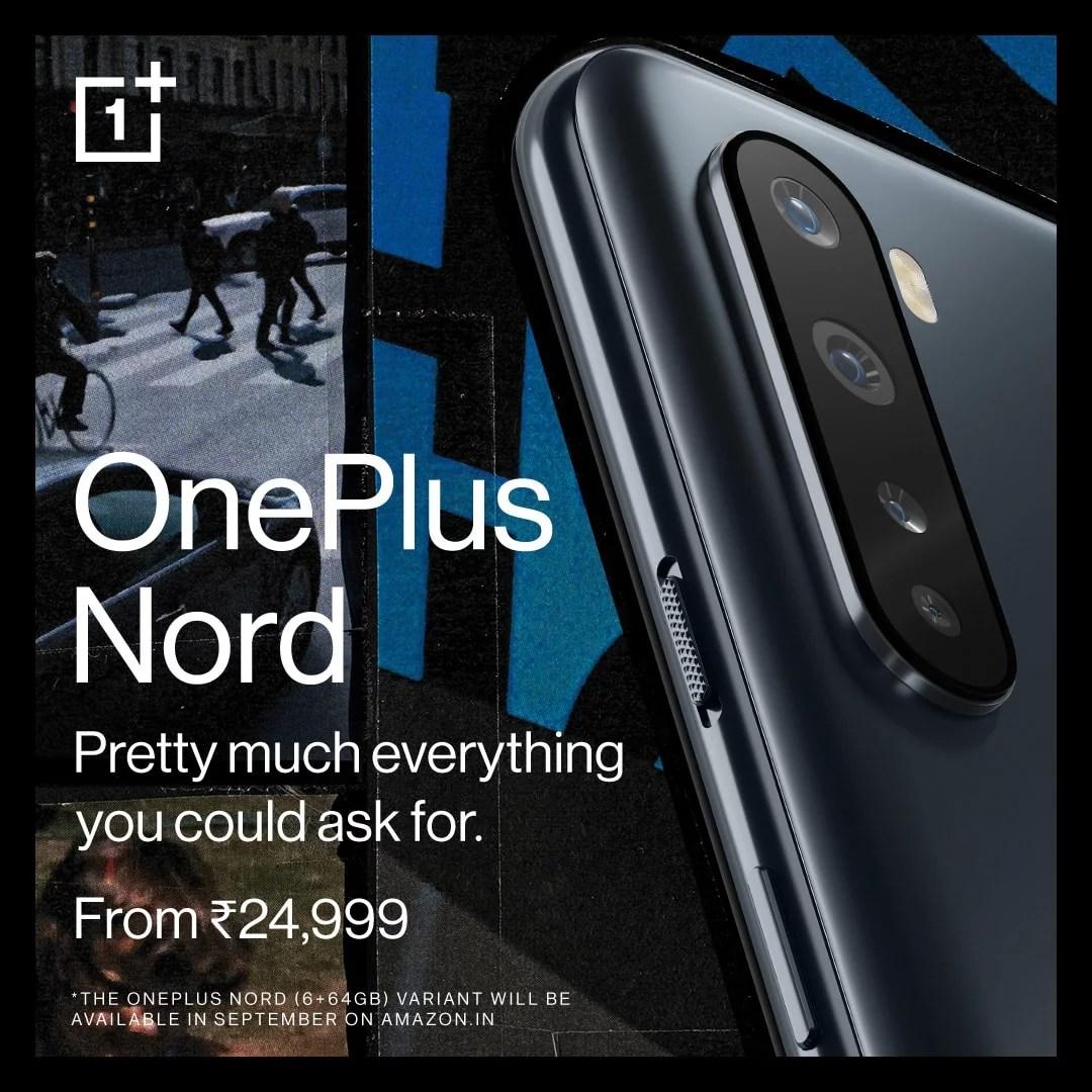 Oneplus nord price, specs