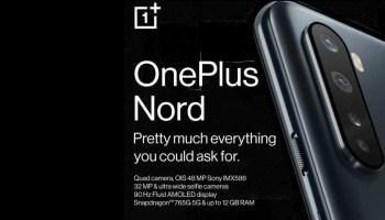 OnePlus nord specs, price