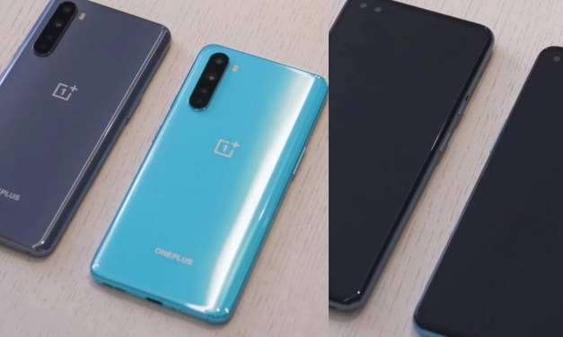 OnePlus Nord Final Look unveiled ahead of launch