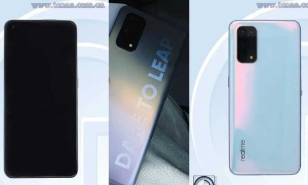 Realme new V series with Realme V5 model – Here its colors, storage & design