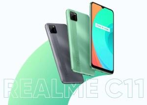 Realme c11 launch specs features