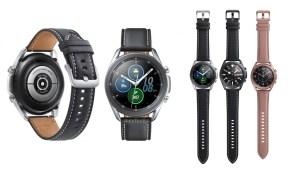 samsung galaxy watch 3 design, features