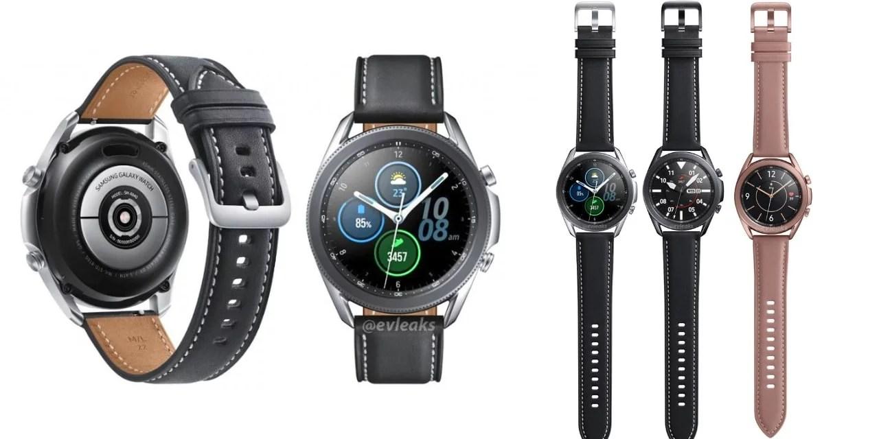Samsung Galaxy Watch 3 First look Design & Features