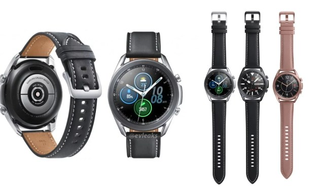 Samsung Galaxy Watch 3 First look Design & Features
