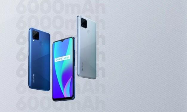 Realme launch 6000mAH battery on Realme C15 Smartphone