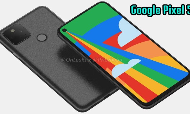 Google Pixel 5 First Look design – Punch-hole display, Dual Camera
