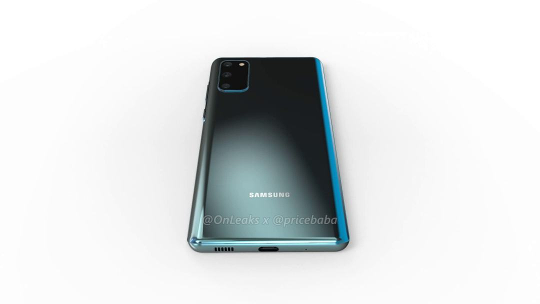 samsung galaxy s20 fe first look, design
