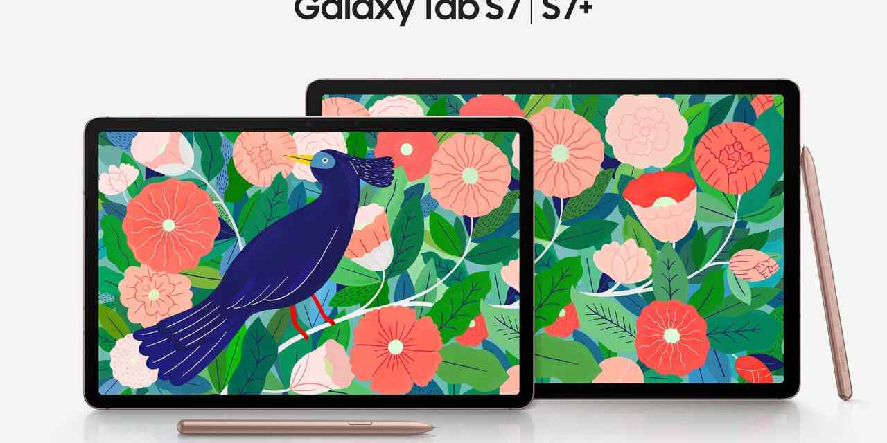 Samsung Galaxy Tab S7 series price & availability in India