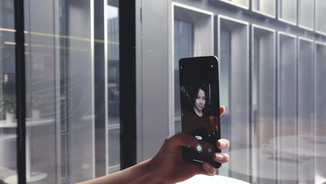 Xiaomi, unveils 3rd Generation Under-Display camera technology which completely removes the impression of camera mark on display under the camera area.