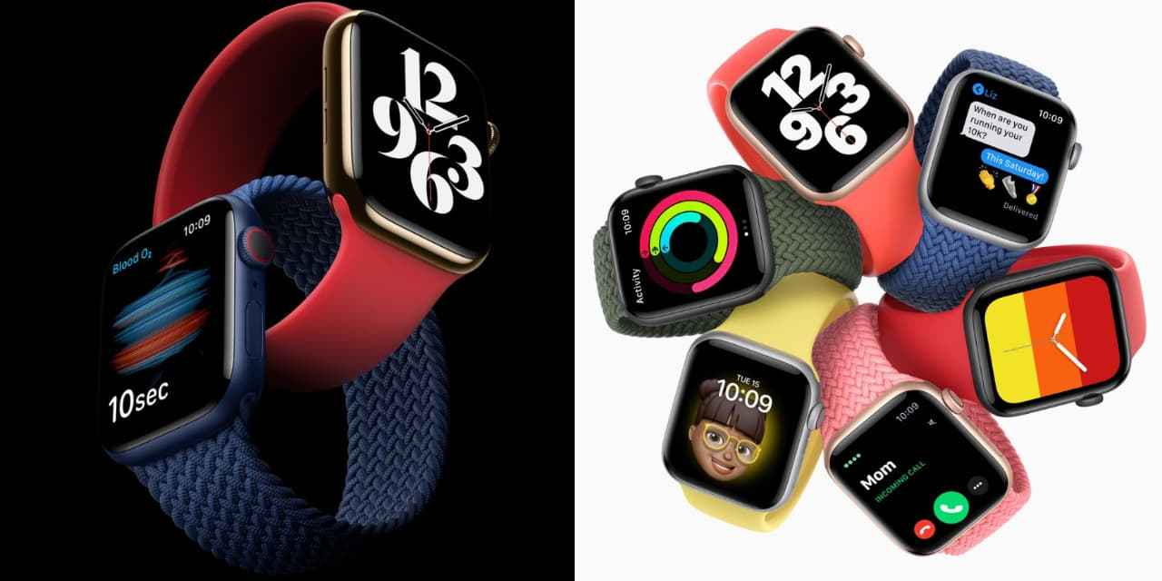 Apple Watch Series 6 & Apple Watch SE launched – Here its Price & Features