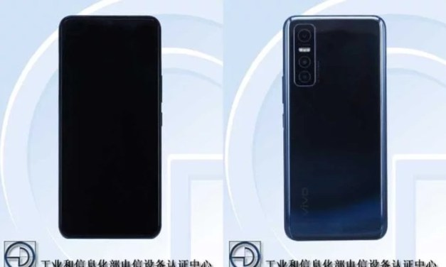 Mysterious Vivo 5G phones appear on TENAA with key specs