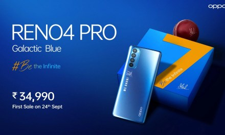 Oppo Reno 4 Pro MS Dhoni Edition Special Surprise Offer for first 500 buyers
