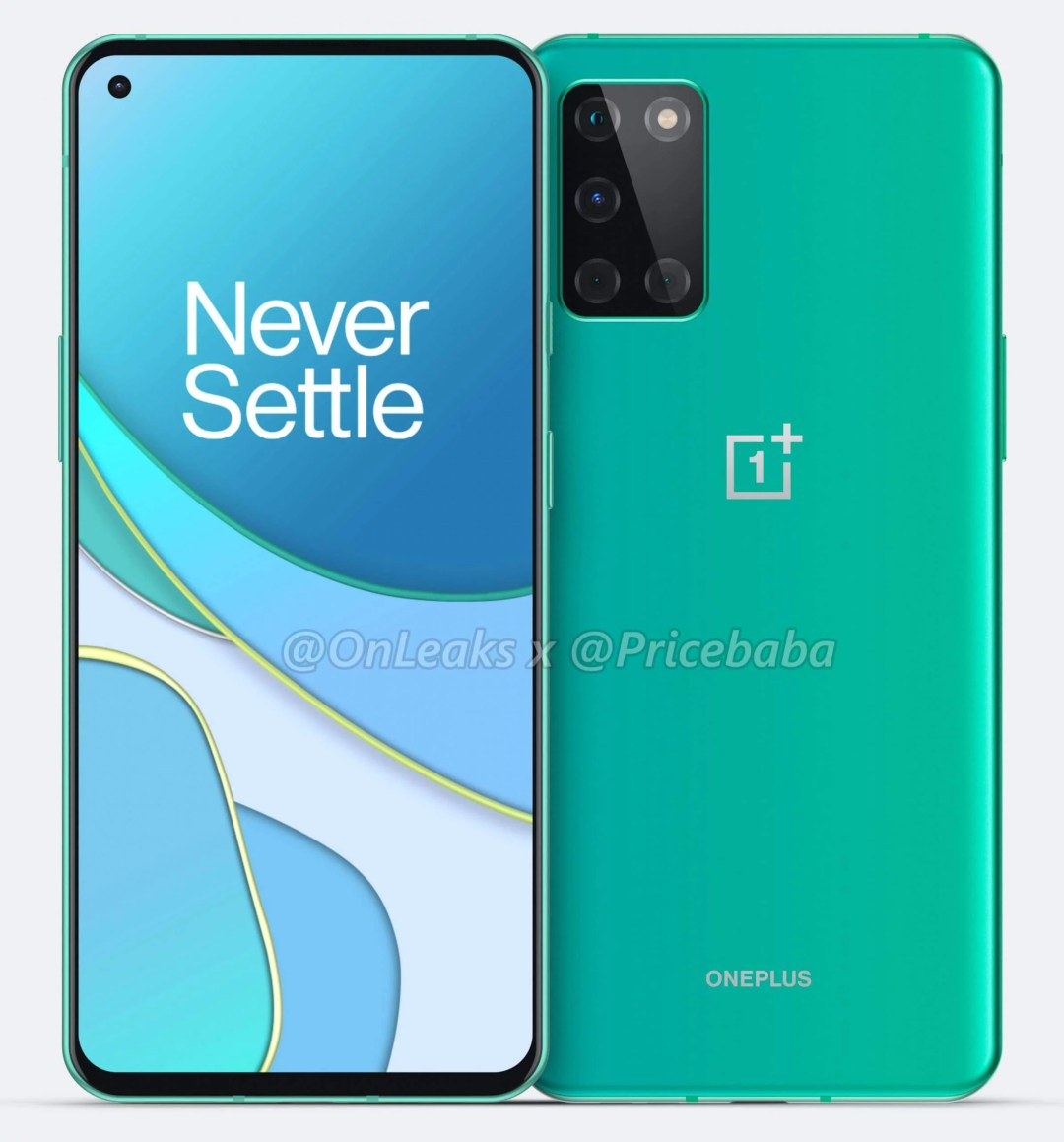 OnePlus 8T specifications and renders reveal redesigned camera module, AMOLED 120Hz refresh rate, 65W fast charging and more