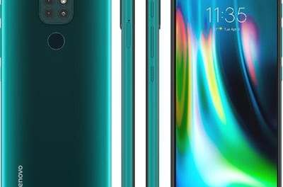 Lenovo K12 Note Renders Leaked, might be the Rebranded Version of Moto G9 Play with 15W Charging