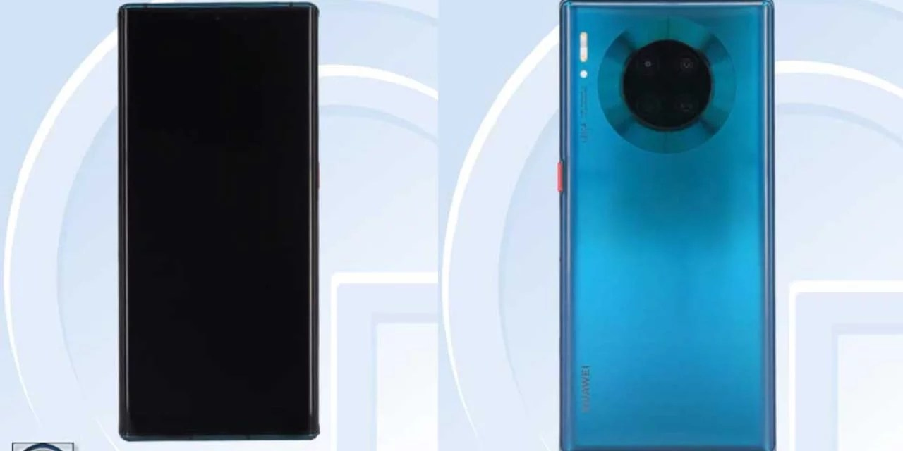 Huawei Mate 30 Pro E May Debut Along with Mate 40 Series