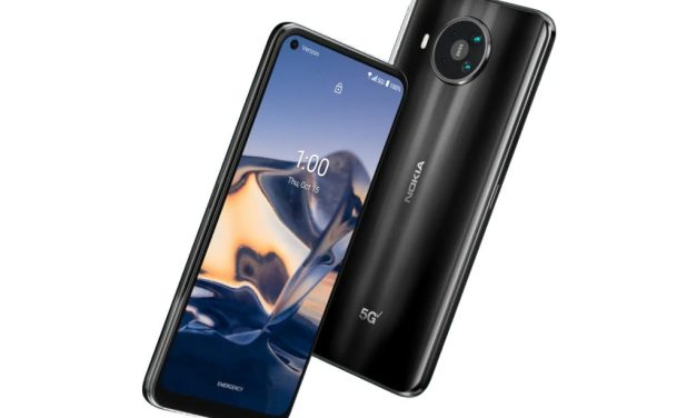 Nokia 8 V 5G UW with mmWave 5G officially launched