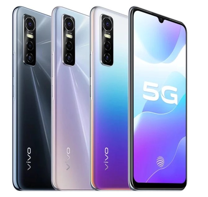 Vivo has announced Vivo S7e 5G in China