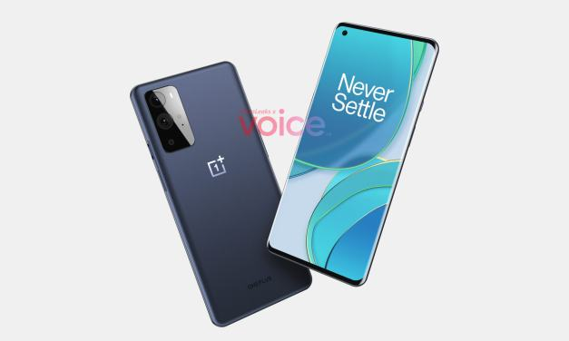OnePlus 9 Pro First look design – Similar to OnePlus 8T