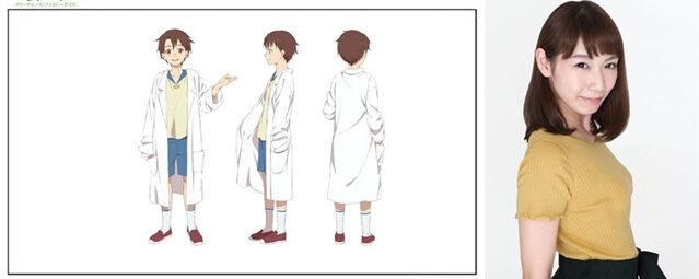 "TV Anime ""Jikken-hin Kazoku: Creatures Family Days"" Announces Its Three Main VAs"