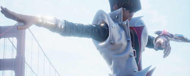 Seto Kaiba Summons Mighty Assistance in First JUMP FORCE Screens