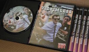 Autographed DVD of DJVCS