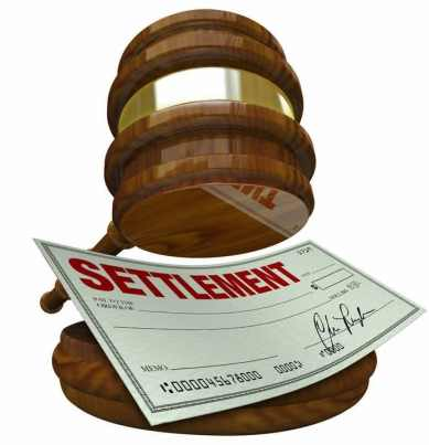 settlement of personal injury claims in CA
