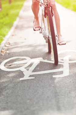 Important laws affecting bicycle riders in california