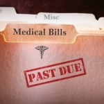 How do I handle my medical bills after a car accident in California ?