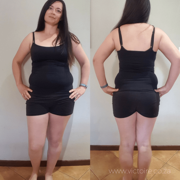 Victoire Oh Naturale Belly fat challenge Week 1