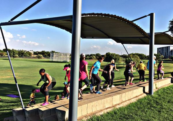 Lanifit Ourdoor Bootcamp