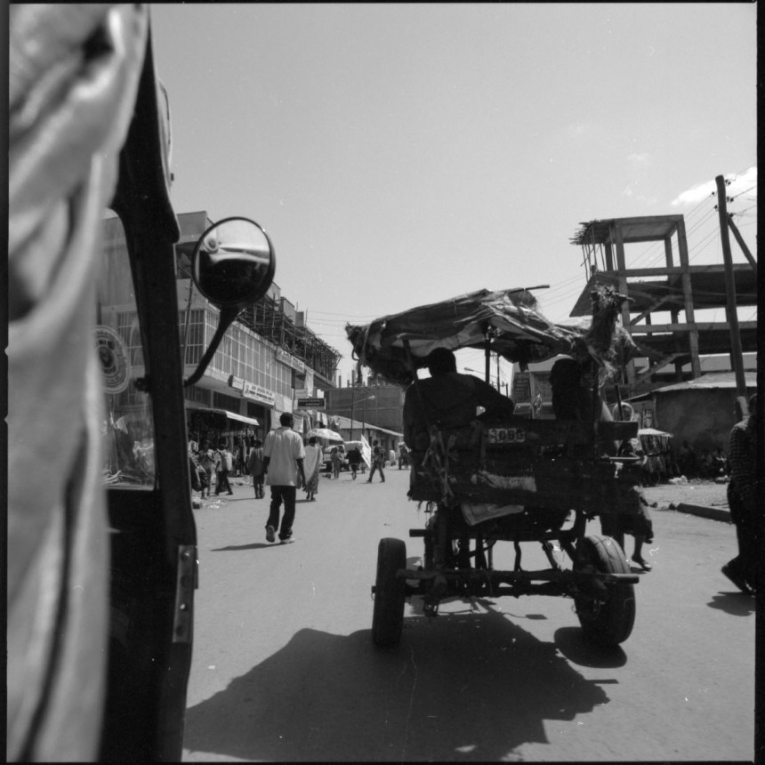 Ethiopia on film - not the decisive moments, but the original life of an original people.