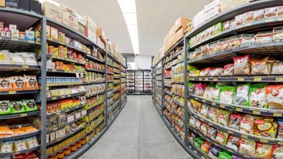 supermarket picture victor botto