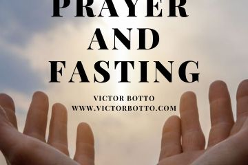 Pray and Fast - Victor Botto