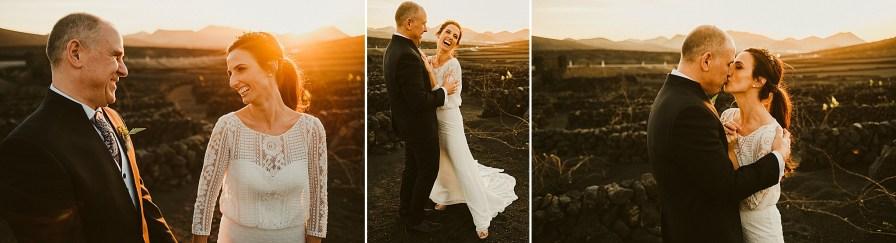reportaje boda las gerias lanzarote